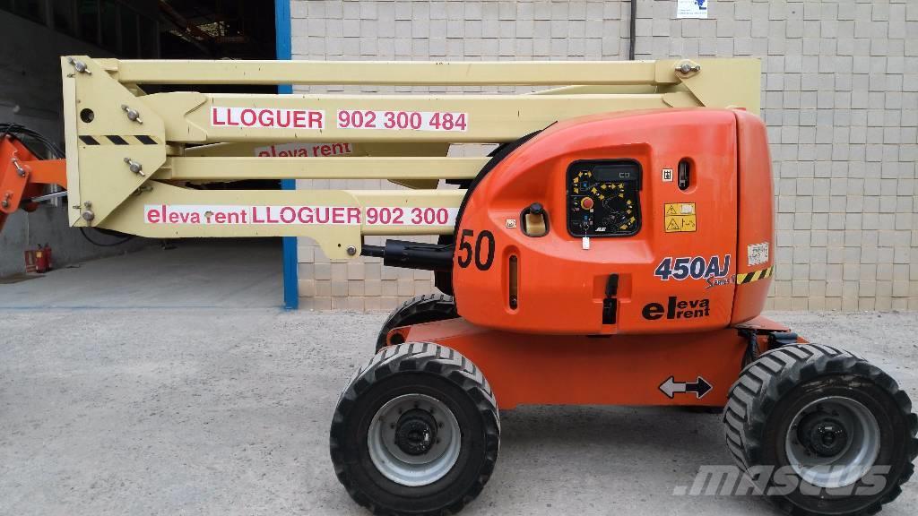 JLG E 450 AJ II