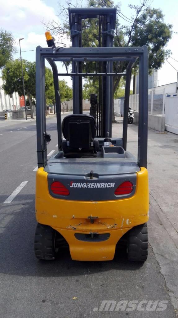 Jungheinrich EFG 430